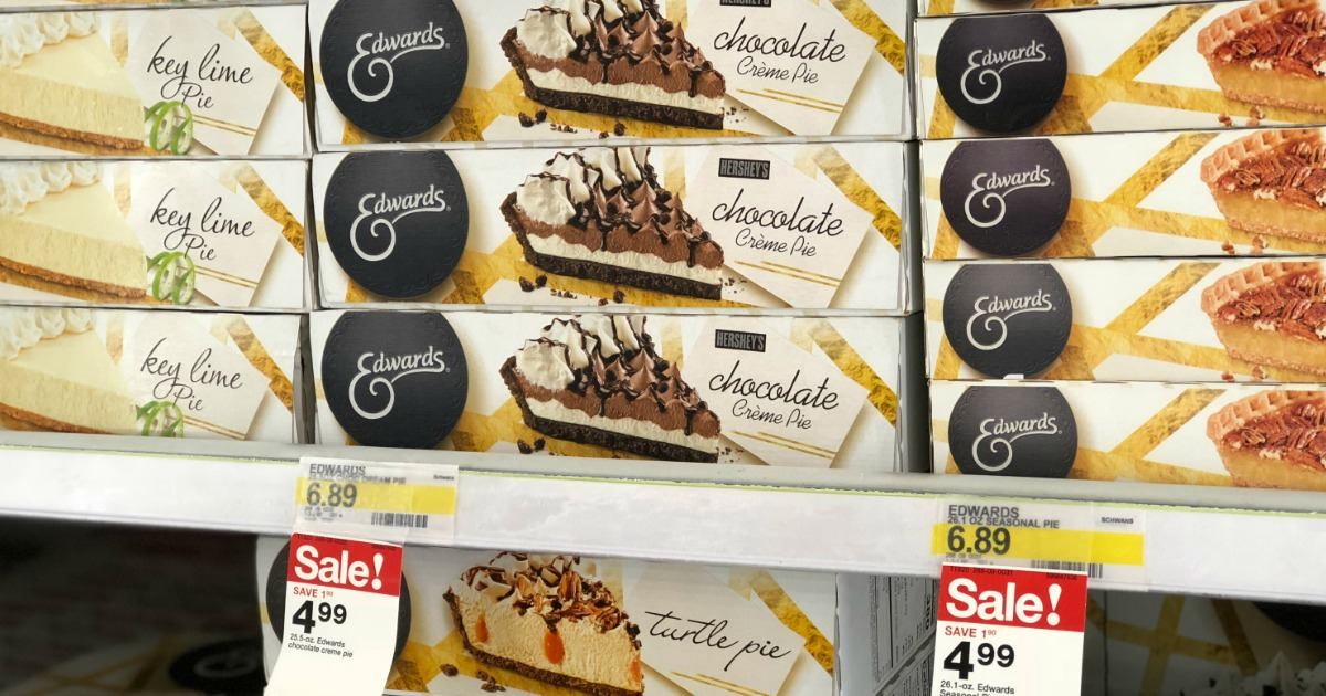 image relating to Edwards Pies Printable Coupons identify Contemporary $0.75/1 Edwards Pie Coupon \u003d Large Personal savings upon Chocolate