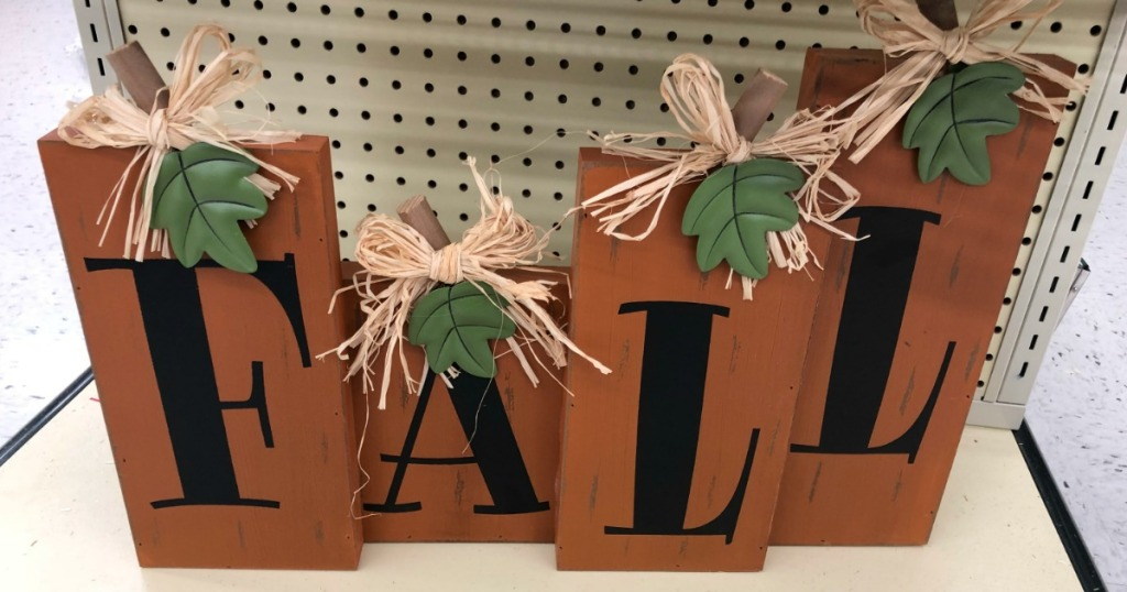 Possible 80 Off Fall Clearance At Hobby Lobby Hip2save
