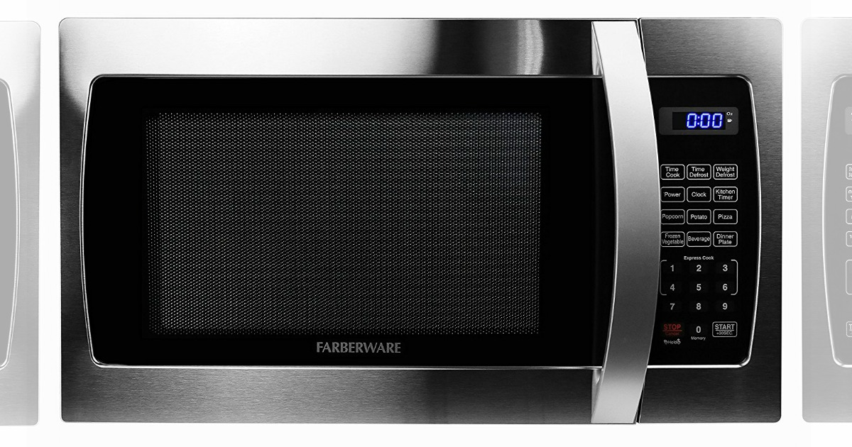 Farberware Professional Microwave Only 79 99 Shipped