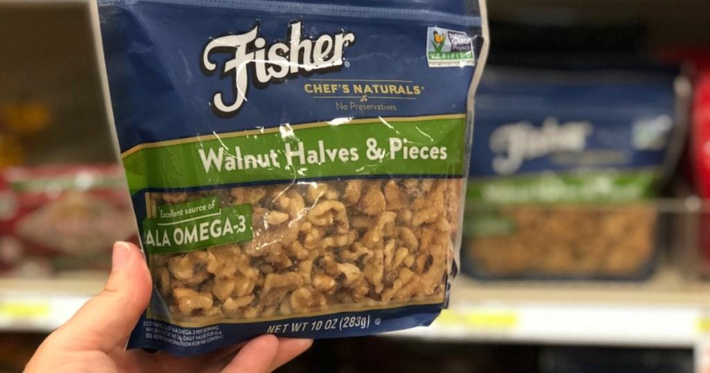 Fisher Walnuts