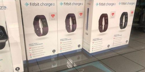 Fitbit Charge 2 Tracker $119.95 Shipped + Earn $20 JCPenney Bonus Bucks (Regularly $150)