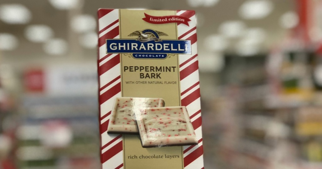 Ghirardelli Peppermint Bark Bars