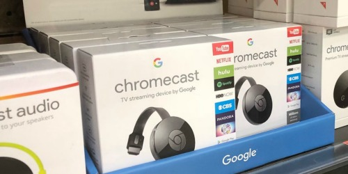 Google Chromecast Only $21.25 Shipped on Target.com (Regularly $35) & More
