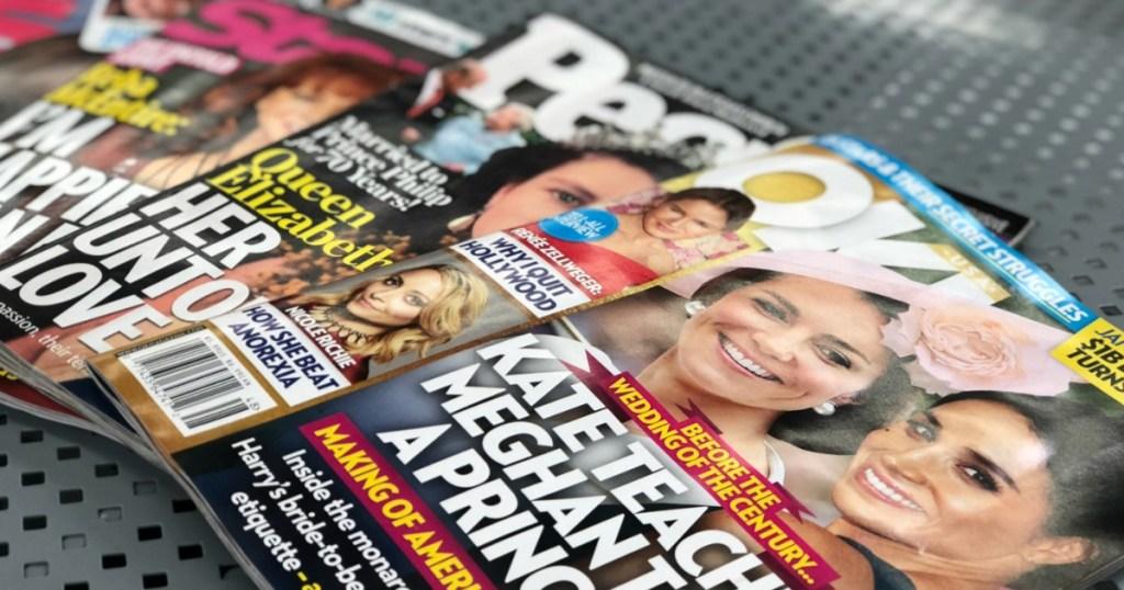 Gossip Magazines