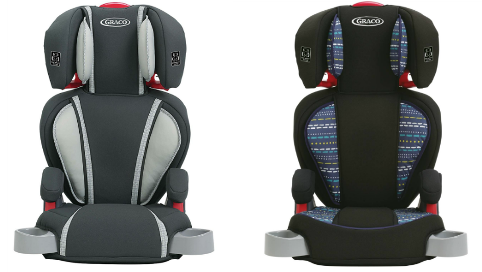 The Graco Highback TurboBooster Seat Easily Converts From A Booster To Backless Keep Up With Your Growing Child