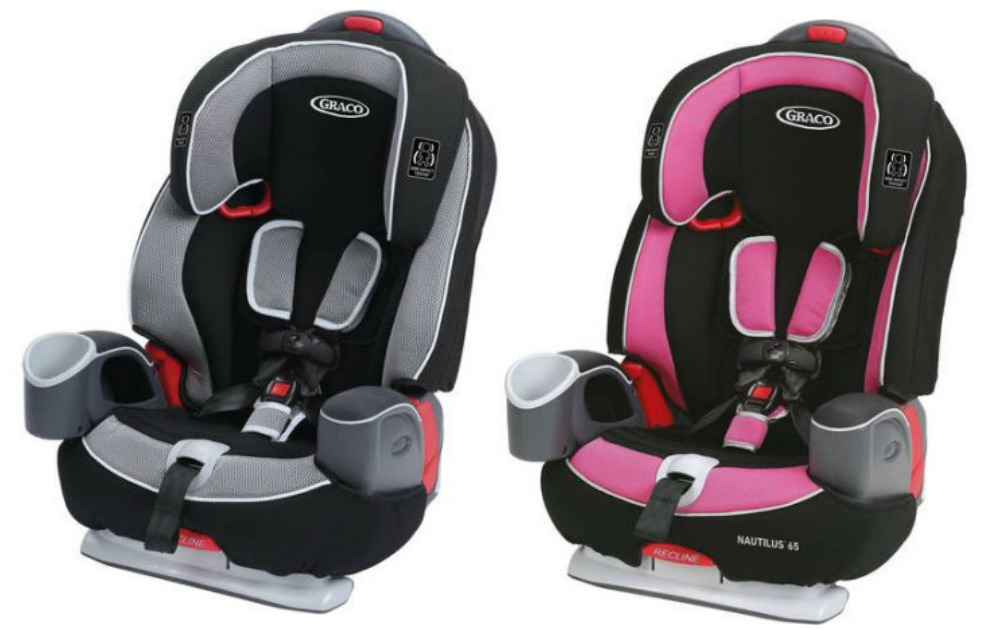Hop On Over To Walmart Or Jet Where You Can Score This Graco Nautilus 65 3 In 1 Multi Use Harness Booster Car Seat For Just 99 Shipped Regularly