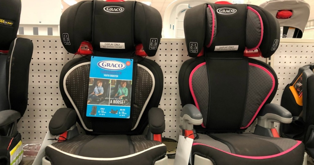 Graco Highback Turbo Booster Car Seat Only 2999 Shipped Regularly
