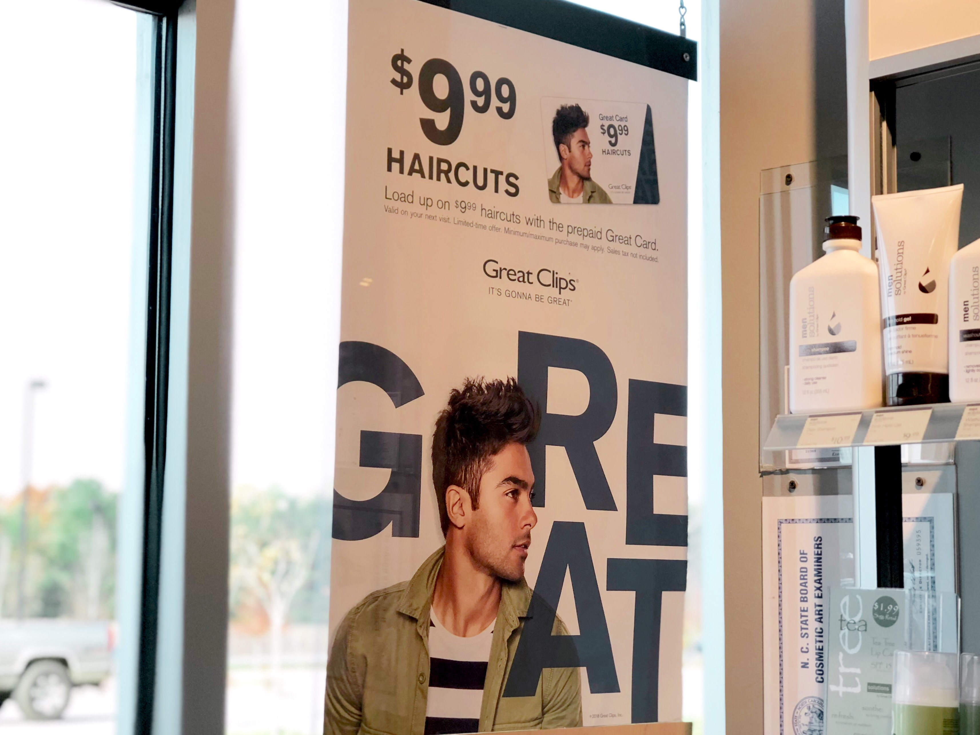 Great Clips Great Card 9 99 Haircuts Hip2save