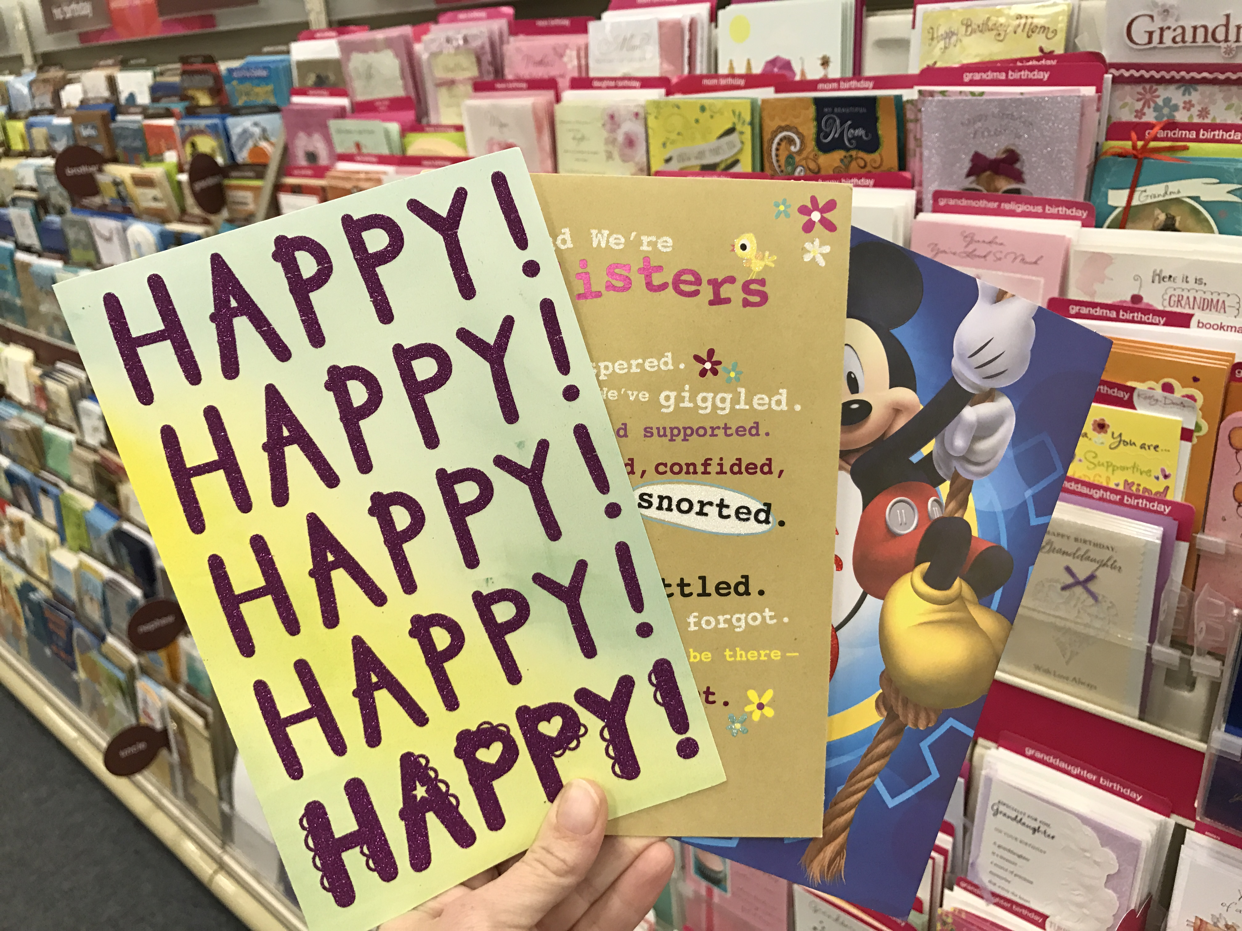 picture about Hallmark Printable Coupons called CVS: Most likely Ranking 3 Absolutely free Hallmark Greeting Playing cards (Following