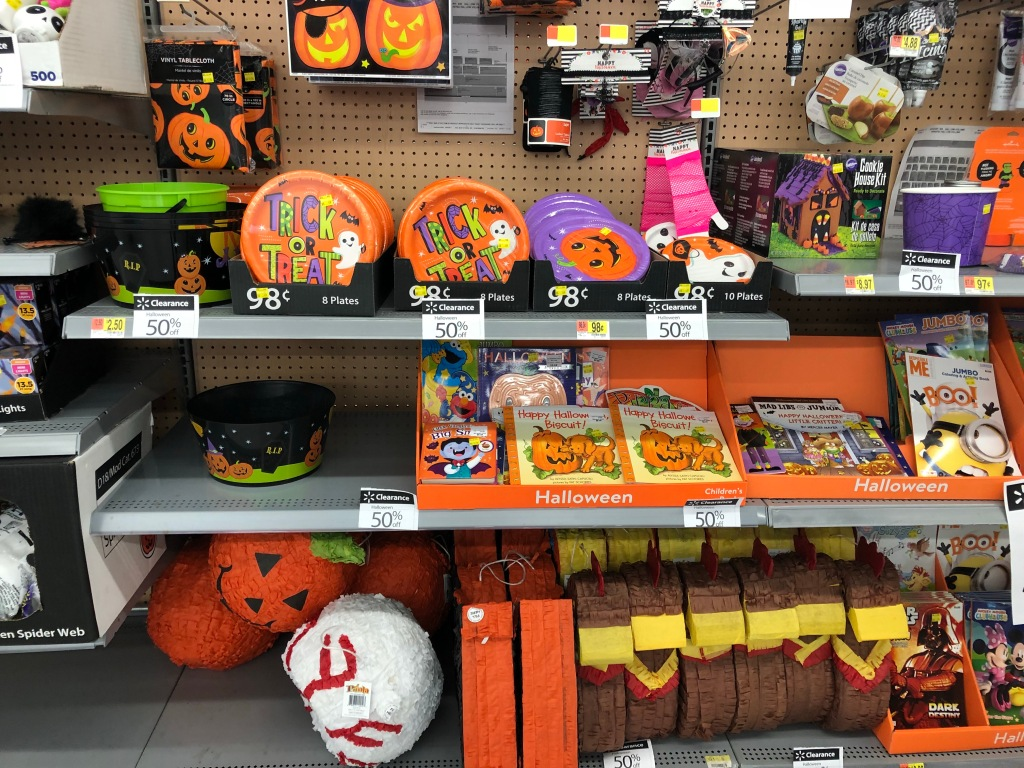 Walmart: 50% Off Halloween Clearance - Including Candy ...
