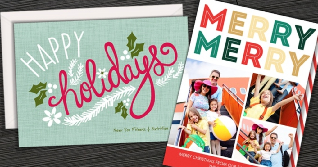 Get Your Holiday Cards Done Early This Year