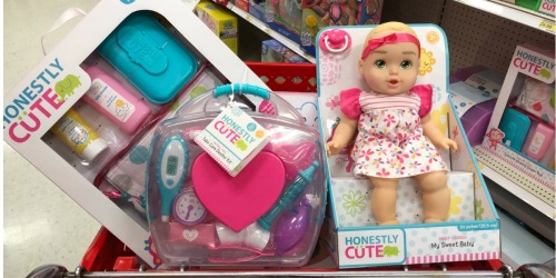 55% Off Honestly Cute Dolls & Accessories at Target.com