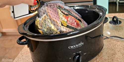 Crock-Pot Ham (Easy Holiday Recipe Idea)