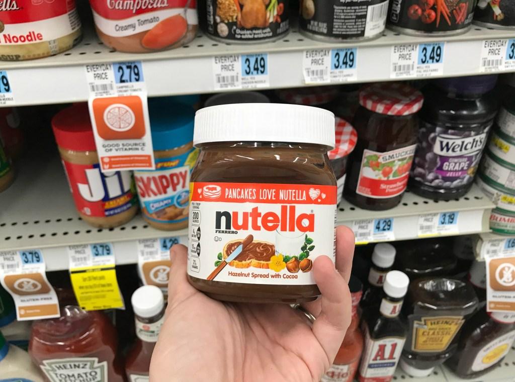 Rite Aid Best Deal Nutella