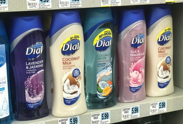Rite Aid Weekly Deal Dial Body Wash
