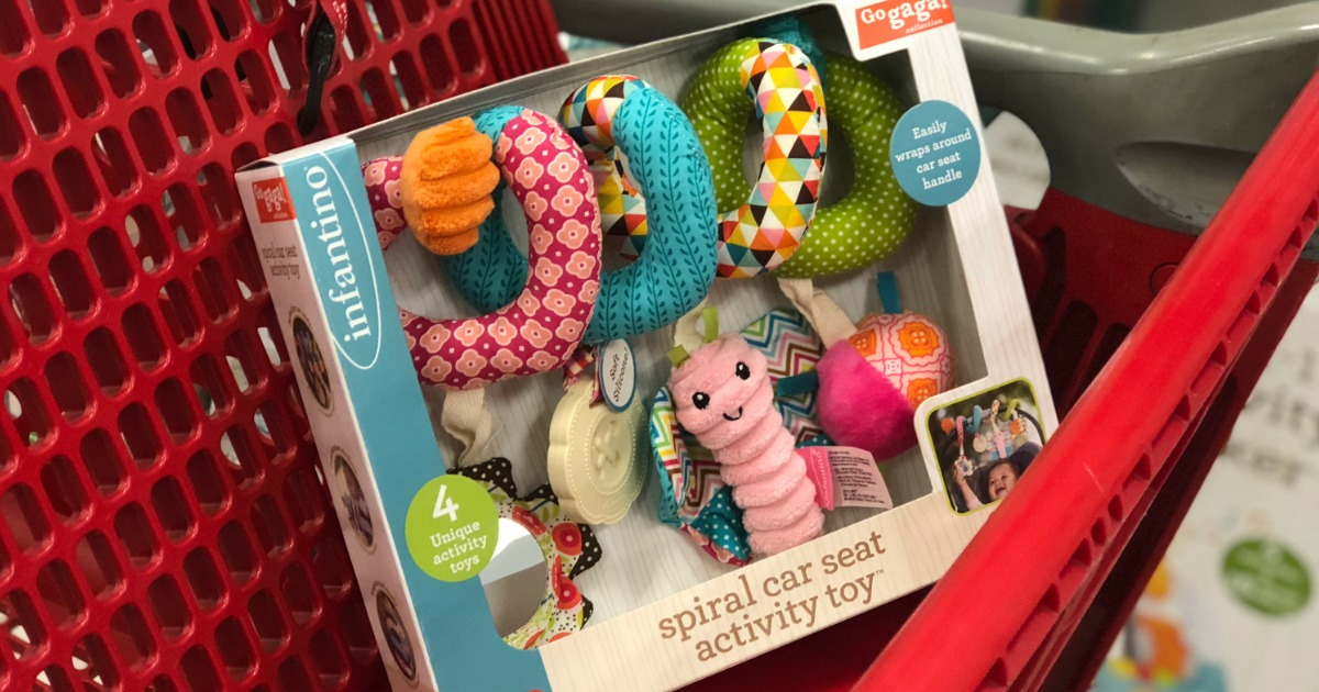 Target Buy One Infantino Baby Toy Get 50 Off Valid In Store And Online