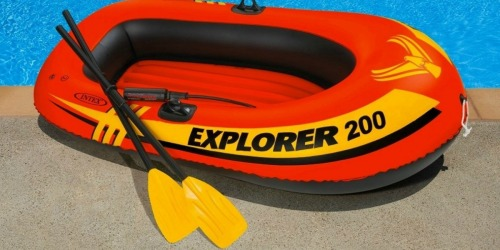 Amazon: Intex Explorer 2-Person Boat Only $8.23 (Ships w/ $25 Order)