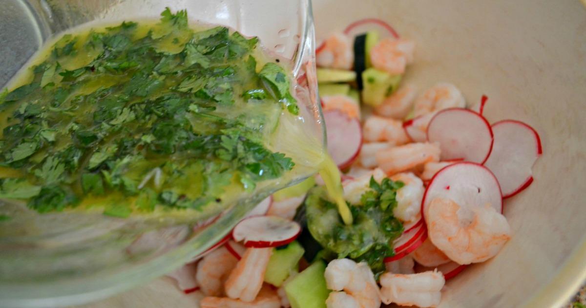 shrimp low carb recipe