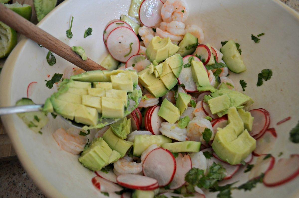shrimp meal idea