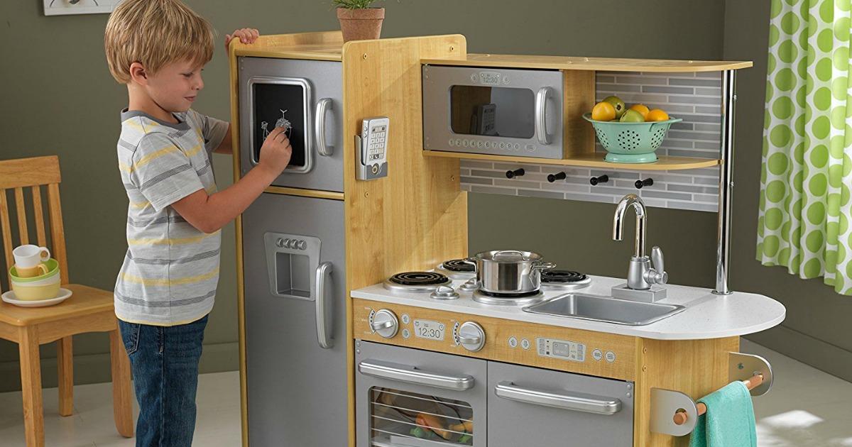 kidkraft uptown kitchen only $99.99 shipped (regularly