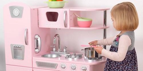 Amazon: KidKraft Vintage Kitchen Only $75.59 Shipped (Regularly $147) + More