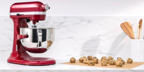 KitchenAid Professional 5-Quart Stand Mixer Only $186.96 Shipped + More