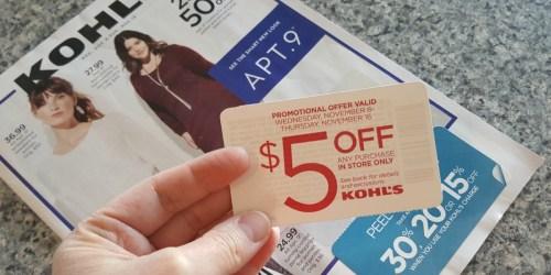 20 Hacks to Score BIG Savings at Kohl's