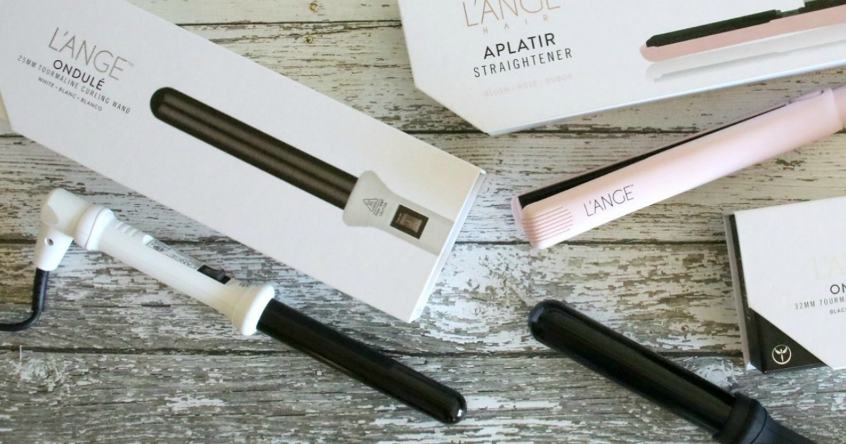 l ange curling wand reviews