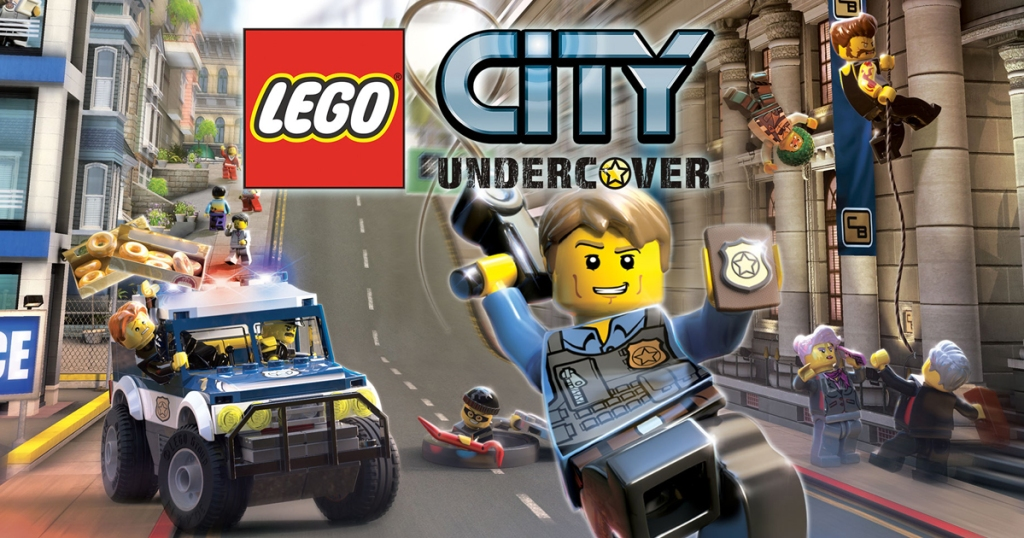 Lego City Undercover Video Game Only 19 99 Regularly 40 Nintendo Switch Ps4 More Hip2save
