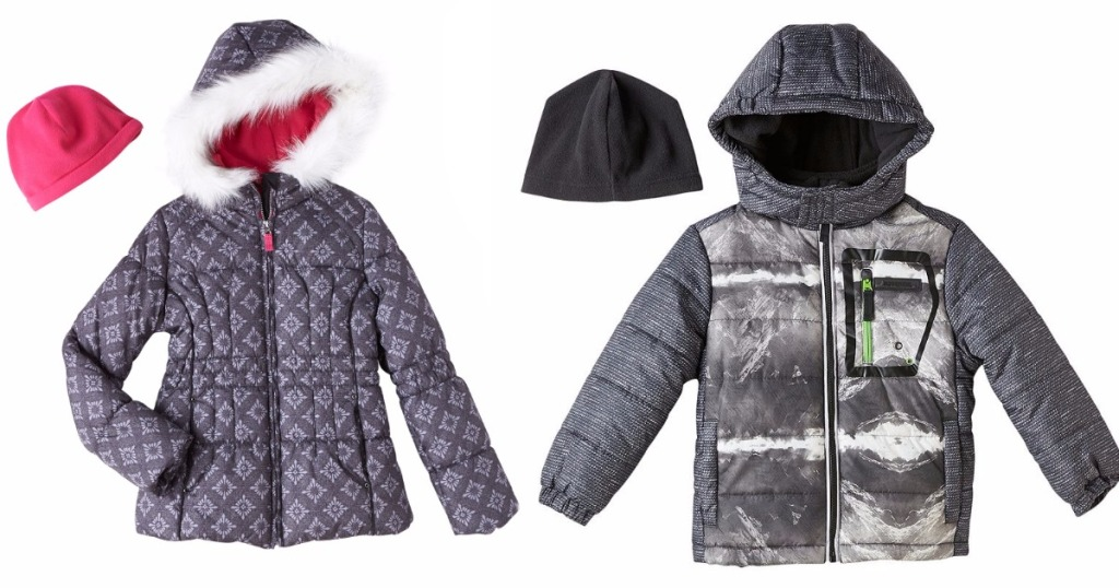 645b82a2b Bon-Ton: London Fog Kids Puffer Jackets Only $15.97 (Regularly $85) & More