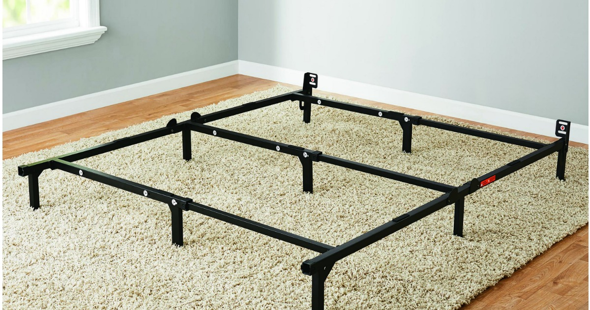 Contemporary Walmart Bed Frame Decoration
