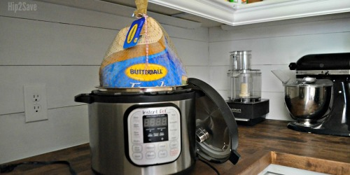 How To Cook a Turkey in Your Instant Pot