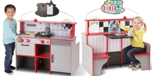 Melissa & Doug Star Diner Play Set Only $99.99 Shipped (Regularly $200)