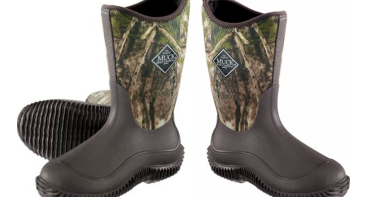 Cabela S Muck Youth Rubber Boots Just 19 98 Regularly