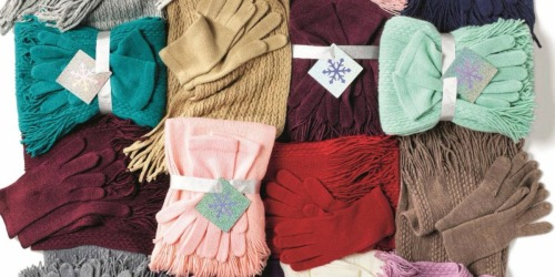 New York & Company: $5 Scarf & Glove Gift Sets, $10 Cardigans + More (Ends at 2PM)