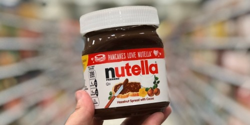 20,000 Will Win FREE Nutella on February 5th