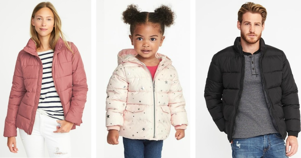 e6f8923a8b66 Old Navy Frost Free Jackets as Low as ONLY  14 (Regularly  60 ...