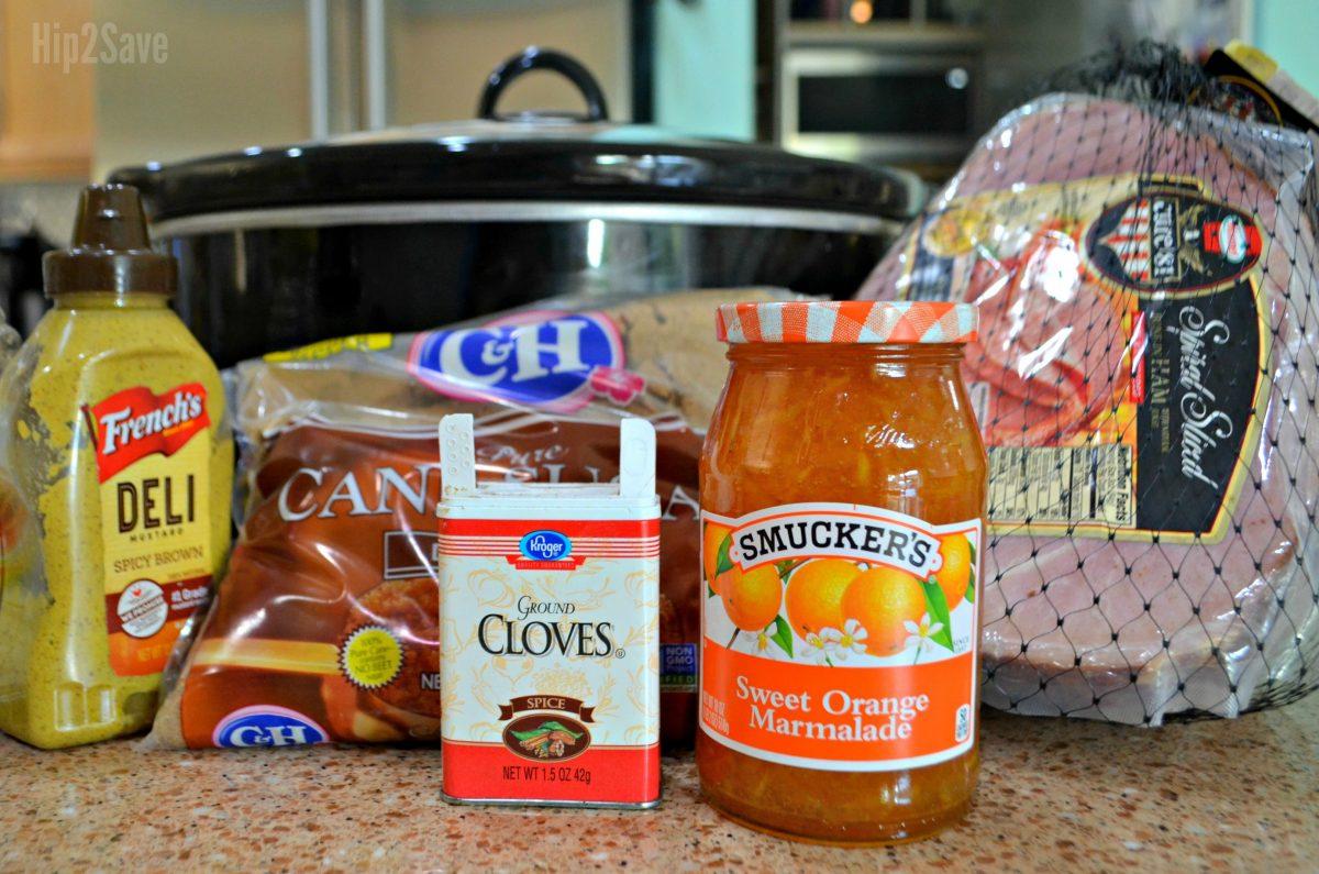 recipe for crock pot ham