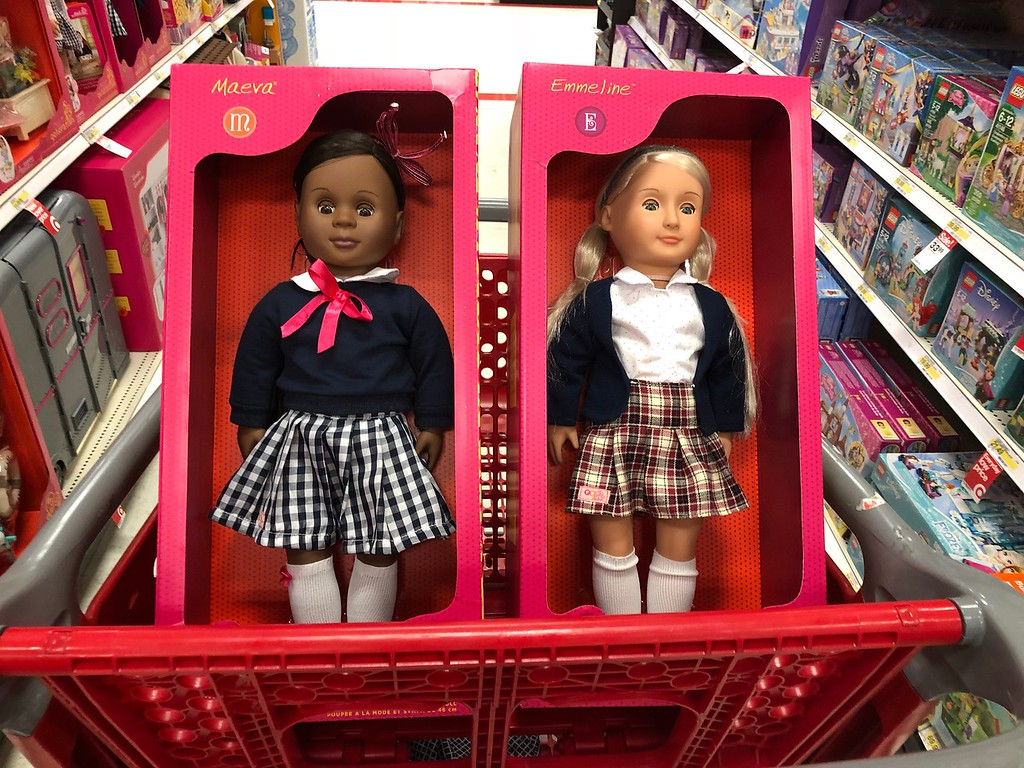 Target: TWO Our Generation Dolls Only $37 49 Shipped (Just