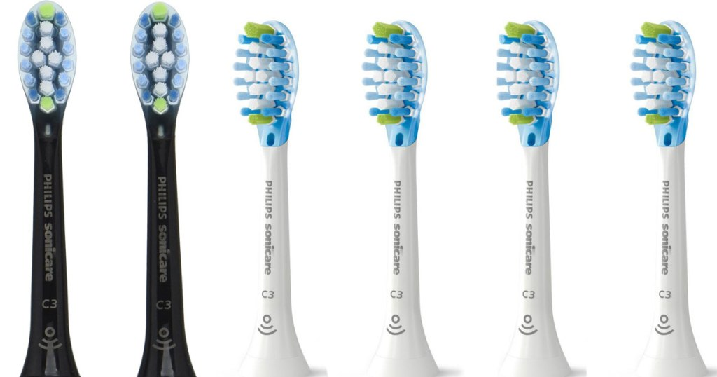 phillips sonicare toothbrush heads