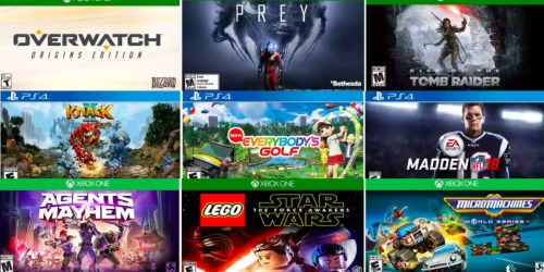 15¢ Redbox Video Game Rental – Today Only