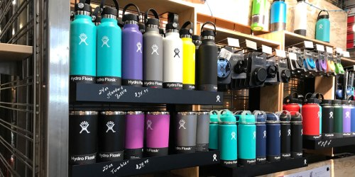 Highly Rated Hydro Flask Water Bottles as Low as $17.93 on REI.com (Regularly $30+)