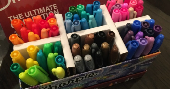 Ultimate Collection Jpg: Amazon: Sharpie Permanent Markers 72-Count Ultimate
