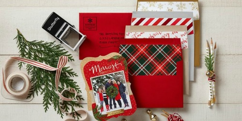 RewardsRUs Members: FREE $25 Shutterfly Holiday Cards + FREE Shipping Code (Check Inbox)