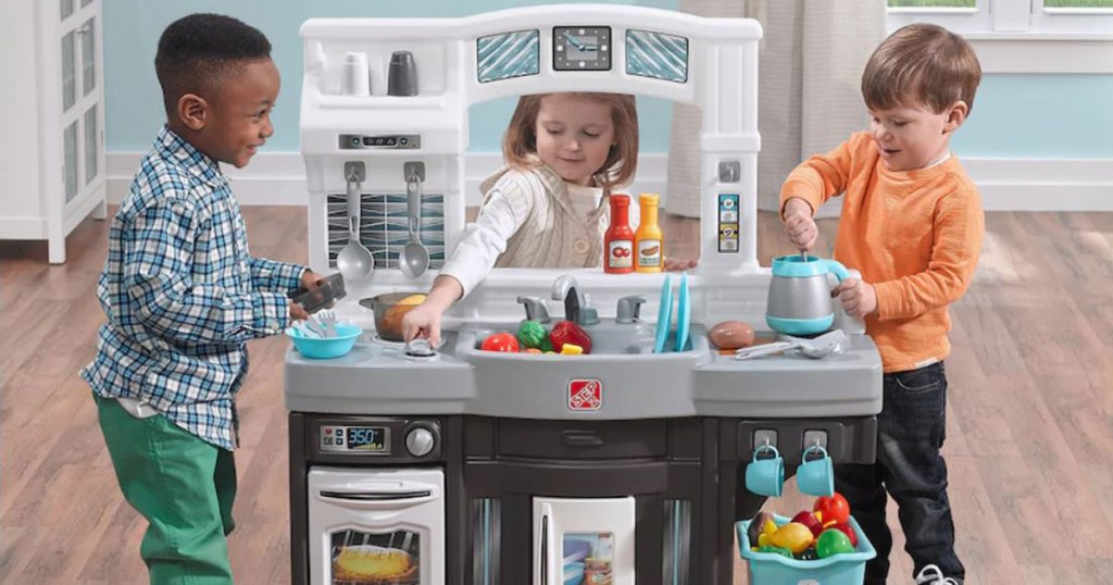 Step2 Modern Cook Kitchen Set Only 52 Shipped And Earn 15 Kohl S