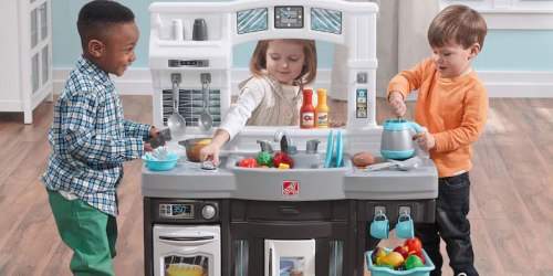 Step2 Modern Cook Kitchen Set Only $52 Shipped AND Earn $15 Kohl's Cash