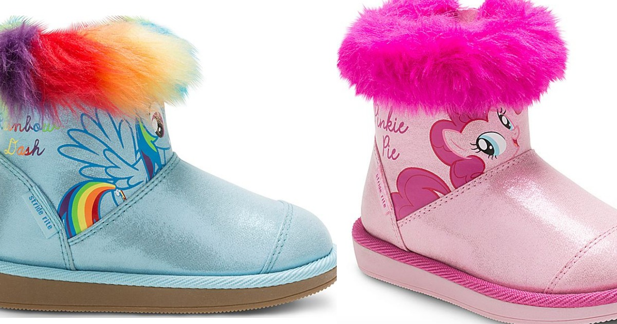 Stride Rite My Little Pony Boots $19.99
