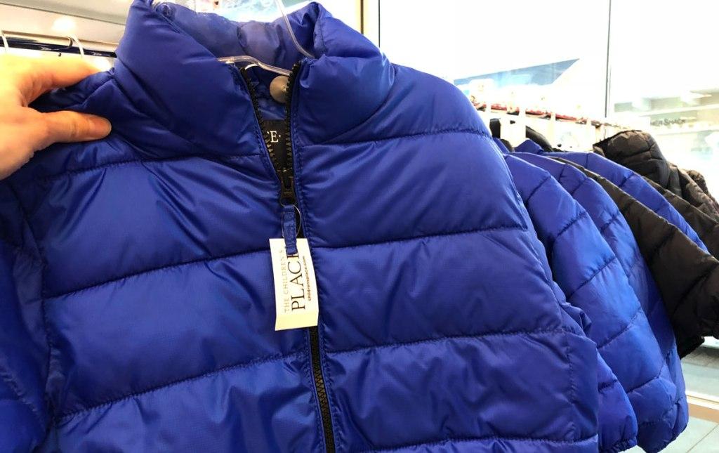 TcP boy's puffer jacket