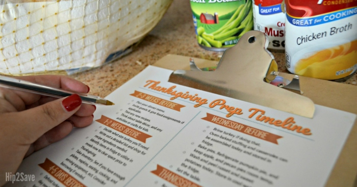 Get Organized for Thanksgiving With Our FREE Printable Gobble Guide