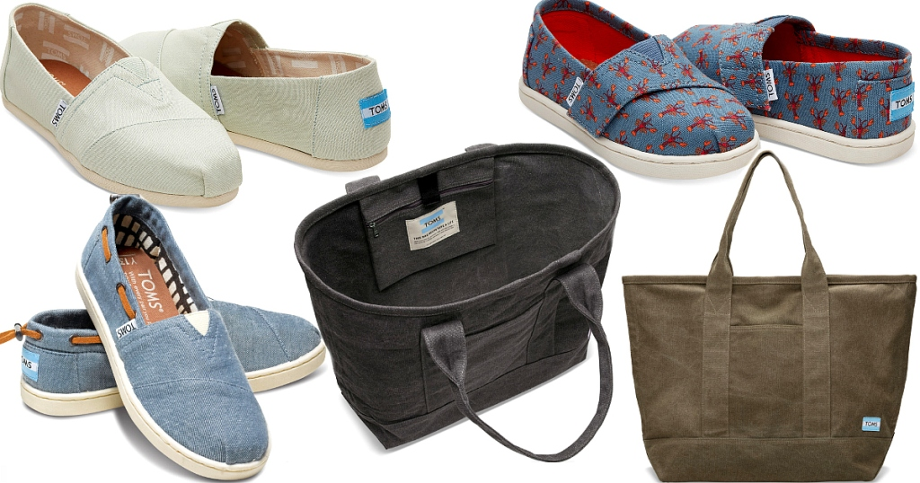 538ca329bf TOMS Surprise Sale  Up to 74% Off Select Shoes   More - Hip2Save